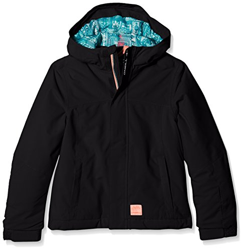 O'Neill Girls' Jewel Ski/Snowboard Jacket - Black Out, for sale  Delivered anywhere in UK