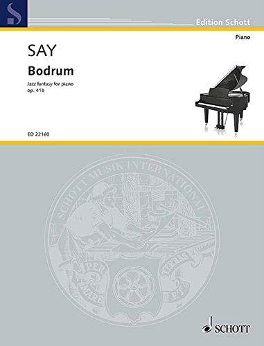 Bodrum Op. 41b Piano