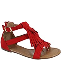 By Shoes - Sandale Plate Style Indien - Femme