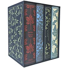 The Brontë Sisters (Boxed Set): Jane Eyre, Wuthering Heights, The Tenant of Wildfell Hall, Villette (A Penguin Classics Hardcover)