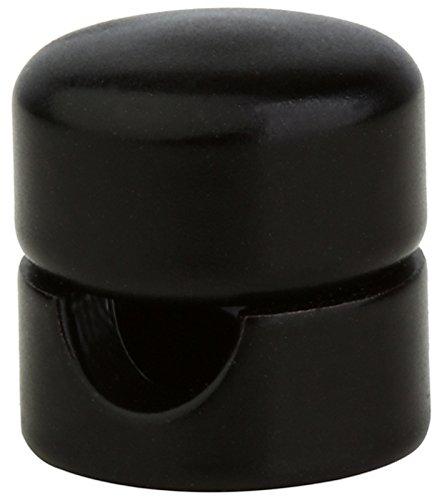 Lampen Distanz-Aufhänger Affenschaukel schwarz rund