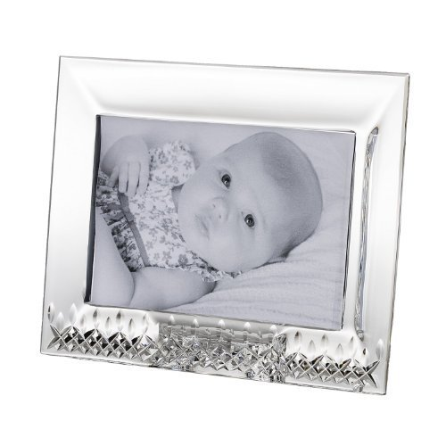 Waterford Lismore Essence 4-Inch by 6-Inch Frame Horizontal by Waterford Crystal