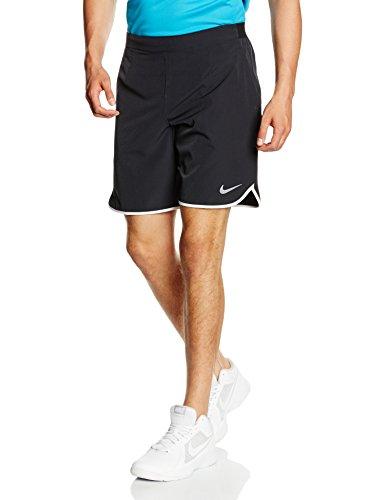 Nike Herren Oberbekleidung Gladiator 9 Zoll Shorts, schwarz, L, 728980-010