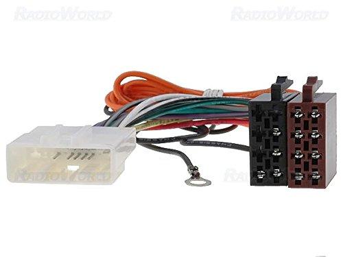 Nissan Almera Altima Maxima Qashqai Radio Stereo ISO Kabelbaum Connector Adapter führen Loom (Nissan Altima Auto Radio)