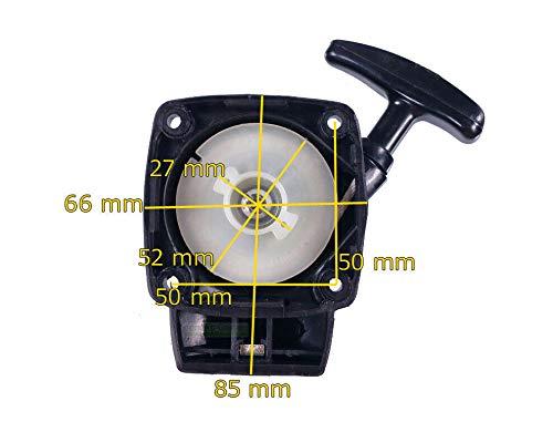 Seilzugstarter Handstarter für 26 ccm - 32 ccm Motorsense Heckenshere Multitool