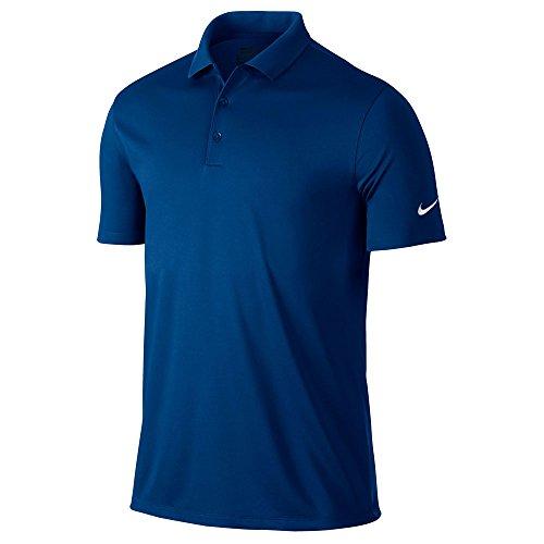 Dallas Cowboys Nike Golf Victory Solid Polo