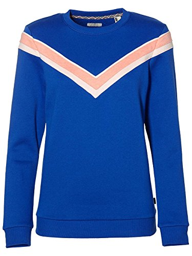 O'Neill Damen Colour Block Sweatshirt surf Blue, M -
