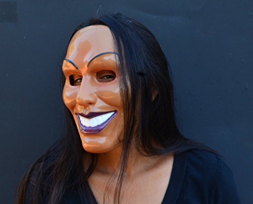 Säure Tactical Scary Creepy Halloween die Purge Maske (Frauen)
