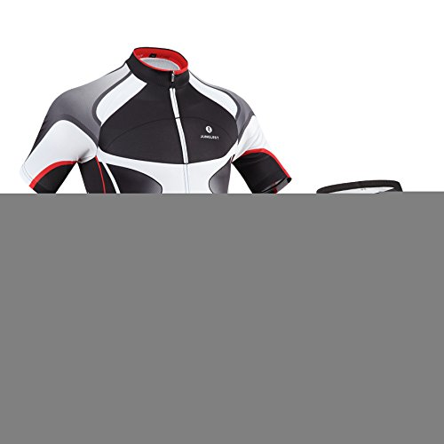 [opción:tirante,3D 2.8cm Cojín]ropa maillot de ciclismo Jerseys para los hombres manga corta traje Pants o strap chaleco re