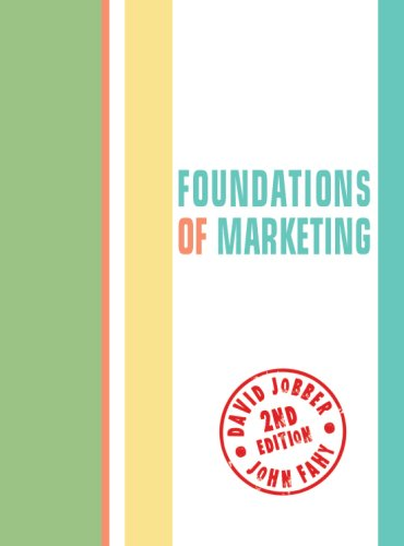 Foundations of Marketing with Redemption card (Card UK Edt)