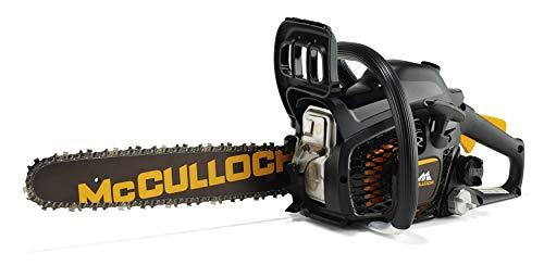 McCulloch 00096-76.247.14 CS35S Motosierra de gasolina con motor de 1400W,...