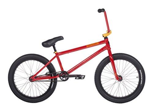Subrosa Bikes Malum 2018 BMX Rad - Gloss Red | rot | 21.0