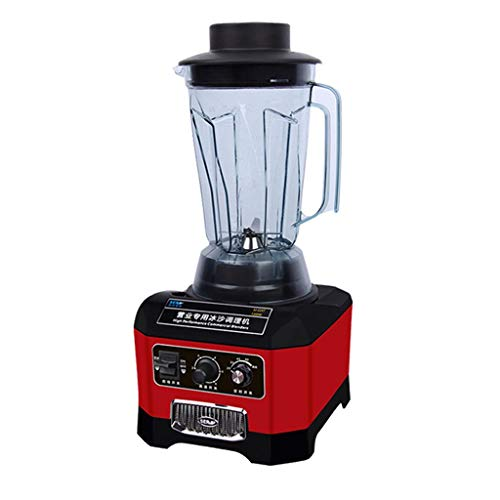 Kommerzielle Smoothiemaschine/TeegeschäFt Broken Ice Smoothie Eismaschine/Silent Fixed Speed Timing Mixer - Allzweck-mixer