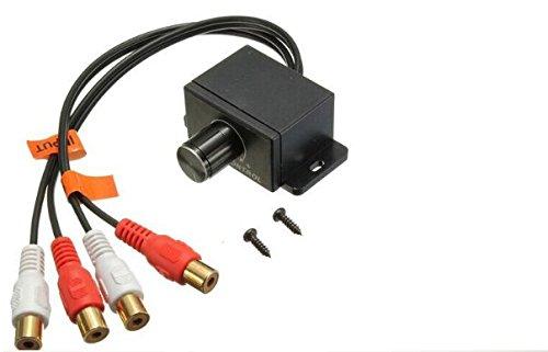 Neuwagen Verstärker Audio Verstärker Verstärkungspegel Bass Lautstärkeregler