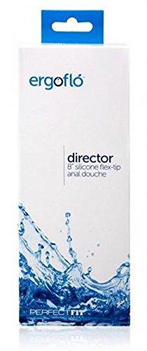 PerfectFitBrand Ergoflo-director-Analdusche mit 255 ml-Wasserbehälter