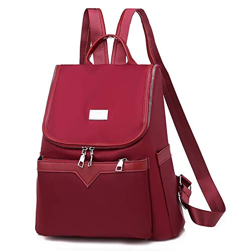 TnXan Large Capacity Backpack Casual Daypacks Travel Backpack Women Preppy School Bags for Teenagers Female Oxford Travel Bags Girls Backpack Mochilas 2019 (Boy Kleidung Preppy)
