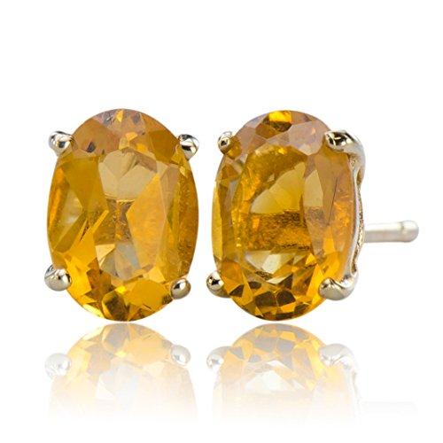 yellow-citrine-ohrringe-gold-10k-stilvolle-damen-schmuck-geschenk