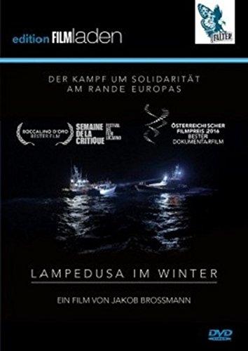 Lampedusa im Winter, 1 DVD