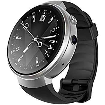 ZLOPV Pulsera Activa Z28 4G Smart Watch Android 7.0 ROM 16G ...