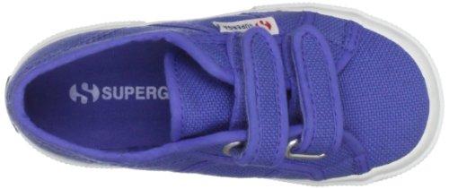 Superga Unisex-Kinder 2750 Jvel Classic Sneaker Bleu (rot 8)