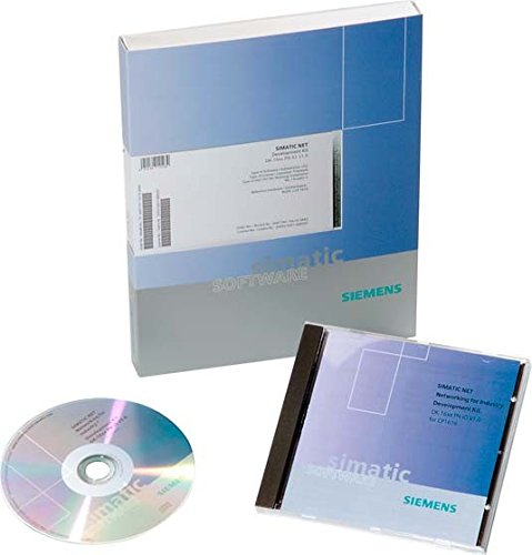 SIEMENS - SOFTWARE COMUNICACION S7 V8 0 COMPATIBLE S7/S5 OPC