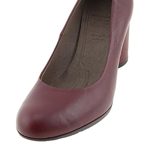 Wonders Peau Chaussures Rouge Pth0p Merveilles I 6831 lKJ3cTF1
