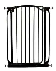Dreambaby, Barrière de sécurité, haute, de 1m en noir