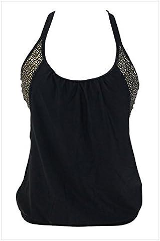 MEINICE - T-Shirt - Femme - Noir - S