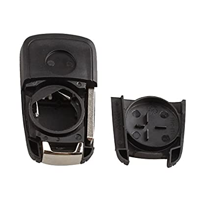 koola-S-Keyless-2-Tasten-Schlssel-Schutzhlle-Fernbedienung-kompatibel-mit-Vauxhall-Opel-Astra-Insignia-Schlssel-Ersatz