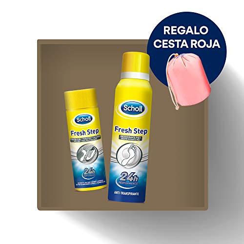 Scholl Desodorante Calzado Fresh Step Antitranspirante