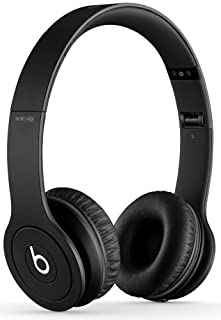 Beats by Dr. Dre Solo HD On-Ear Kopfhörer - Monochrom Schwarz (B00EXJQ544) | Amazon price tracker / tracking, Amazon price history charts, Amazon price watches, Amazon price drop alerts