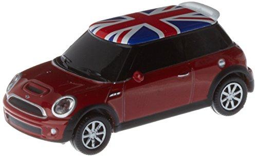 Autodrive Mini Cooper S Clé USB 2.0 8 Go Motif Union Jack