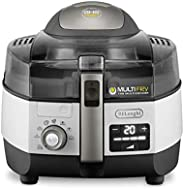 De'Longhi FH 1396/1 Extra Chef Plus Multifryer, 0125394027_weiss, White, 1 Year Brand Warr