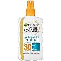 Ambre Solaire Clear Protect Sun Cream Spray SPF30 200ml