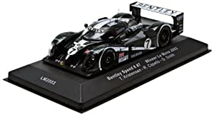 Ixo - Lm2003 - Véhicule Miniature - Modèle À L'échelle - Bentley Speed 8 - Winner Le Mans 2003 - Echelle 1/43