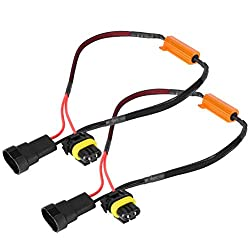 winomo Auto Scheinwerfer Canbus Fehlerfrei Lastwiderstand Decoder Kabel für H79006LED Leuchtmittel