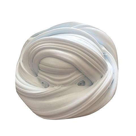 Argile jouet, Hunpta Fluffy Floam Slime Mastic parfumée soulager le stress n'borax enfants jouet