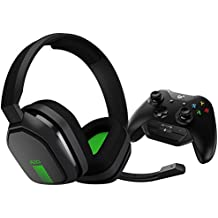 Astro Gaming A10 Vert + MixAMP M60 - Casque Gamer pour Xbox One