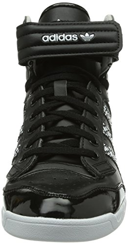 adidas Originals Centenia Hi W, Baskets mode femme Noir (Black 1/Running White/Black 1)