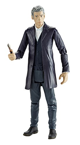 Doctor Who The Twelfth Doctor 3.75-Inch Action Figure (Wave 3)