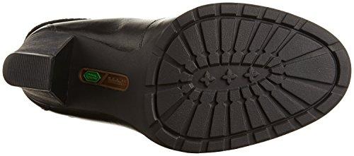 Timberland Stratham Heights Waterproof Fold-Down Femme Boots Noir Noir