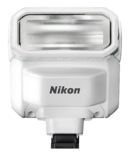 Nikon SB-N7 - Flash con zapata para Nikon 1 V1/V2, blanco