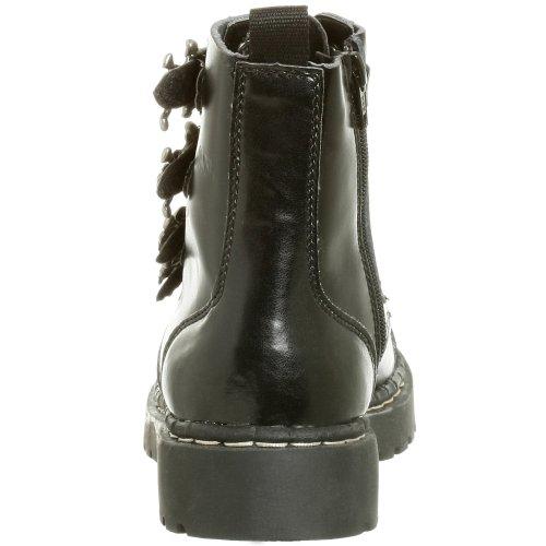 T.U.K. Anarchic Combat, Boots Femme Noir (Black)
