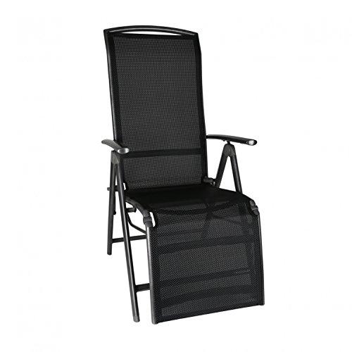 """Relaxsessel """"Alicante"""", Gartenstuhl mit verstellbarer Rückenlehne"""