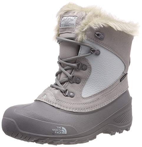 The North Face Shellista Extreme, Botas de Nieve Unisex Niños, Gris (Foil...