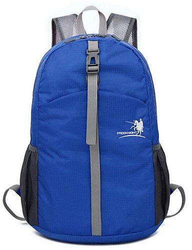HWB/ 30L L Tourenrucksäcke/Rucksack / Radfahren Rucksack / Armband-Tasche / Rucksack Camping & Wandern / Klettern / Reisen / Schule Outdoor Blue