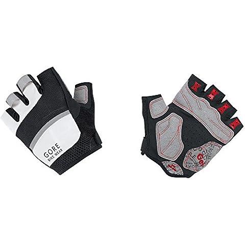 GORE BIKE Wear Herren Kurzfinger-Rennrad-Handschuhe, Atmungsaktiv, GORE Selected Fabrics, OXYGEN
