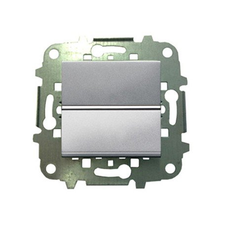 Niessen - n2202pl conmutador zenit plata Ref. 6522015103