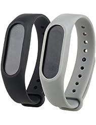 VAN-LUCKY Ersatzbandband für Xiaomi Mi Band 2 Bänder Smart Armband Zubehör (kein Tracker)