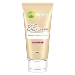 Garnier Miracle Skin Perfector BB Cream Anti-Rötungen hell, 1er Pack (1 x 50 ml)
